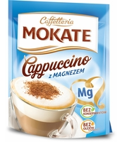 CAPPUCCINO MOKATE Z MAGNEZEM 110G