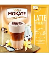 MOKATE MOJE INSPIRACJE LATTE WANILIOWE (22G)