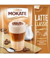 MOKATE MOJE INSPIRACJE LATTE CLASSIC 22G