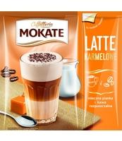MOKATE MOJE INSPIRACJE LATTE KARMELOWE (22G)