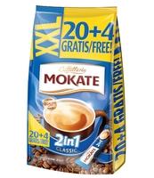 MOKATE MIKS KAWOWY 2IN1 20 + 4 SZTUKI GRATIS