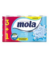 MOLA ULTRA CHŁONNE A'3+1 ROLKA GRATIS