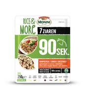 MONINI RICE&MORE 90S 7 ZIAREN 250 G