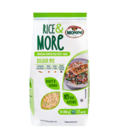 MONINI RICE&MORE BULGUR MIX
