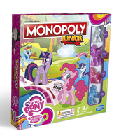 MONOPOLY MY LITTLE PONY JUNIOR