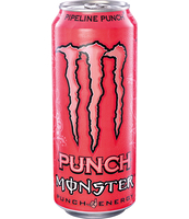 MONSTER ENERGY PIPELINE PUNCH® 500 ML PUSZKA
