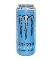 MONSTER ENERGY ULTRA BLUE 500 ML