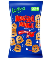 MONSTER MUNCH O SMAKU KETCHUPU 100G