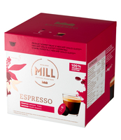 MR & MRS MILL COFFEE ROASTERY ESPRESSO KAWA W KAPSUŁKACH 96 G (16 X 6 G)