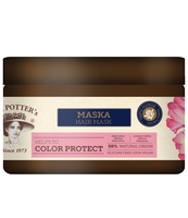 MRS.POTTERS MASKA DO WŁOSÓW 230ML POTRÓJNA MOC KWIATOW COLOR PROTECT
