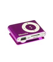 ODTWARZACZ MUZYCZNY MP3 RÓŻOWY MSONIC MM3610P
