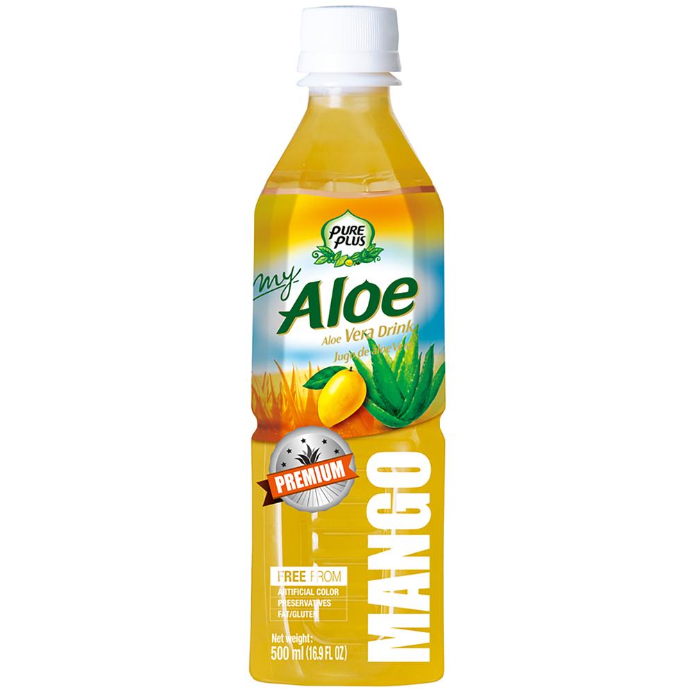 MY ALOE MANGO 500ML