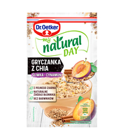 MY NATURAL DAY GRYCZANKA ŚLIWKA-CYNAMON 51G