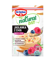 MY NATURAL DAY JAGLANKA OWOCE LEŚNE 40G