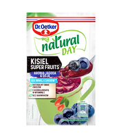 MY NATURAL DAY KISIEL SUPER FRUITS O SMAKU ARONIA-JAGODA-GOJA 28G