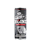 NGINE ENERGY CRANBERRY FLAVOUR 250ML (1X24)