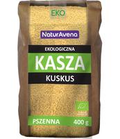 NATURAVENA EKOLOGICZNA KASZA KUSKUS 400G