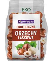 NATURAVENA EKOLOGICZNE ORZECHY LASKOWE 100G