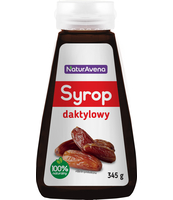 NATURAVENA SYROP DAKTYLOWY 345G