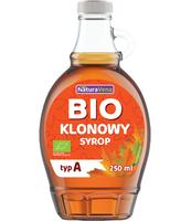 NATURAVENA SYROP KLONOWY 250ML BIO
