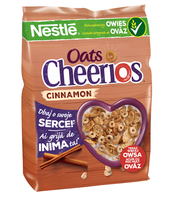 CHEERIOS OATS CINN 400G NESTLE