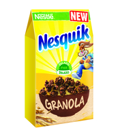 NESTLE NESQUIK GRANOLA 300G