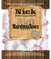 PIANKI CUKROWE NICK ★ THE EASY RIDER ★ 200G