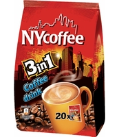 NY COFFEE 3IN1 TORBA 20 X 17G