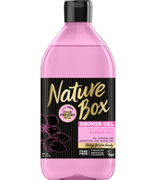 NATURE BOX ŻEL POD PRYSZNIC 385ML ALMOND