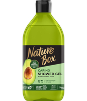 NATURE BOX ŻEL POD PRYSZNIC 385ML AVOCADO