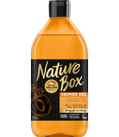 NATURE BOX ŻEL POD PRYSZNIC APRICOT 385ML