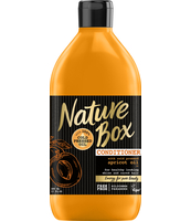 NATURE BOX ODŻYWKA APRICOT 385ML