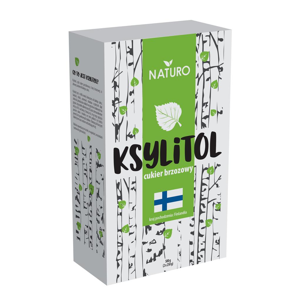 KSYLITOL 500 G NATURO