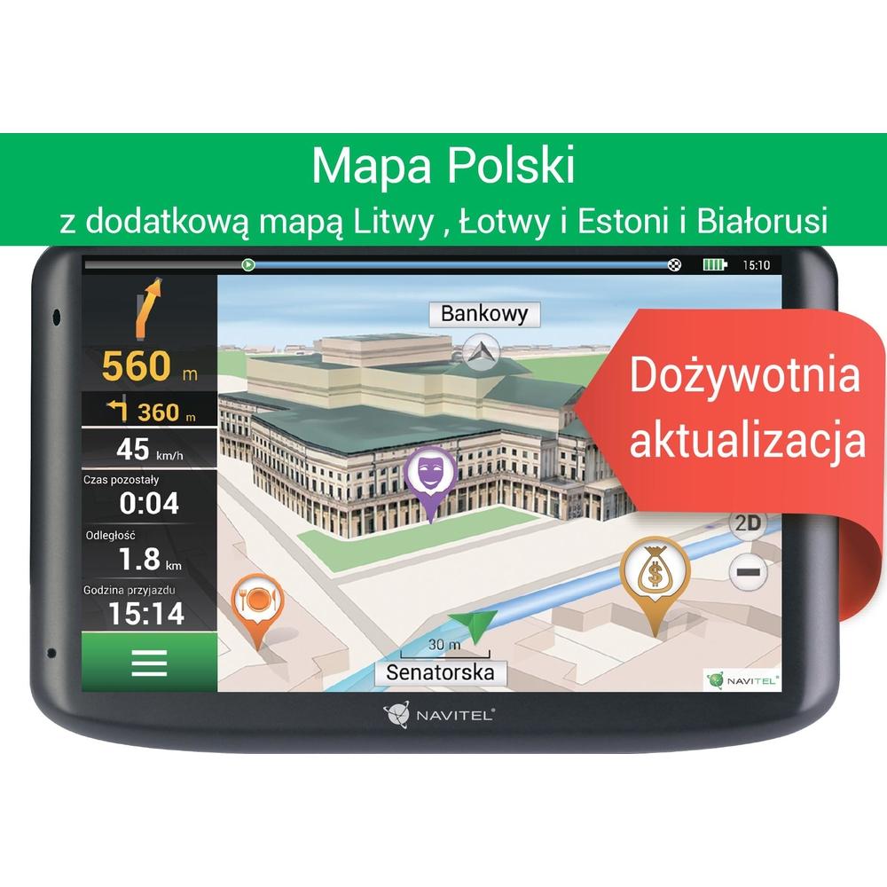 NAVITEL GPS E100