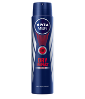 NIVEA ANTYPERSPIRANT DRY IMPACT SPRAY 250 ML