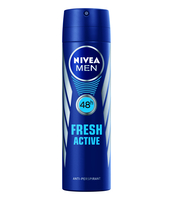 NIVEA ANTYPERSPIRANT FRESH ACTIVE SPRAY 150 ML