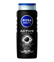 NIVEA ŻEL POD PRYSZNIC ACTIVE CLEAN 500ML