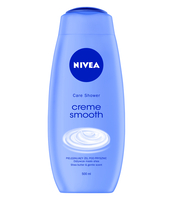 NIVEA ŻEL POD PRYSZNIC CREME SMOOTH 500ML