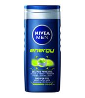 NIVEA ŻEL POD PRYSZNIC ENERGY 250 ML