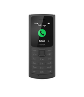TELEFON NOKIA 110 4G TA-1386 DS PL CZARNY