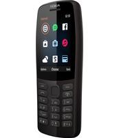 TELEFON NOKIA 210 CZARNA