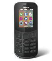 TELEFON KOMÓRKOWY NOKIA 130 DUAL SIM CZARNA (2017)
