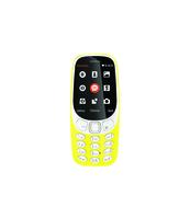 TELEFON KOMÓRKOWY NOKIA 3310 DUALSIM ŻÓŁTY