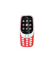 TELEFON KOMÓRKOWY NOKIA 3310 DUALSIM CZERWONY