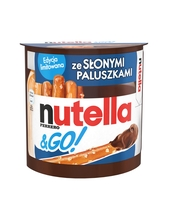 NUTELLA&GO PRETZEL 54G