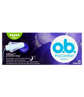 O.B. PROCOMFORT NIGHT SUPER PLUS 16