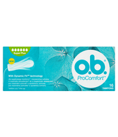 O.B. PROCOMFORT SUPER PLUS 16