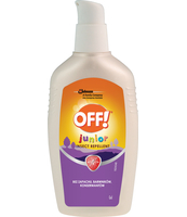 REPELENT PRZECIW KOMAROM OFF! FAMILY CARE JUNIOR GEL 100ML