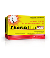 OLIMP LABS THERM LINE® FAST 60 TABLETEK