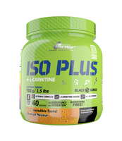 ISO PLUS POWDER ORANGE 700 G OLIMP SPORT NUTRITION